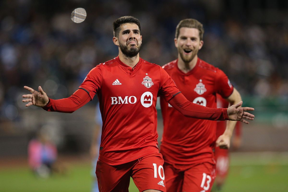 MLS: MLS Cup Playoffs-Semifinals-Toronto FC at New York City FC