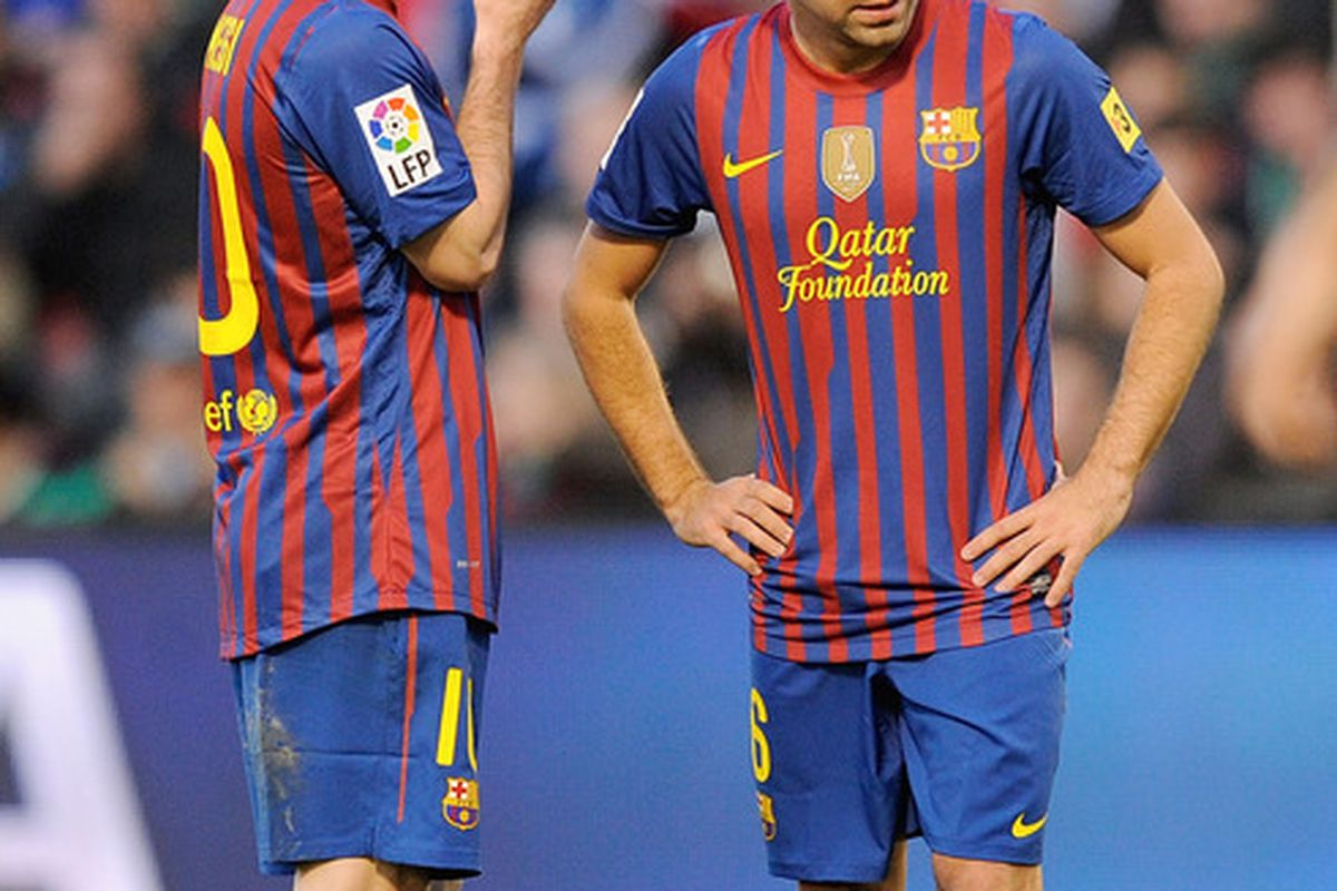 The two goalscorers.