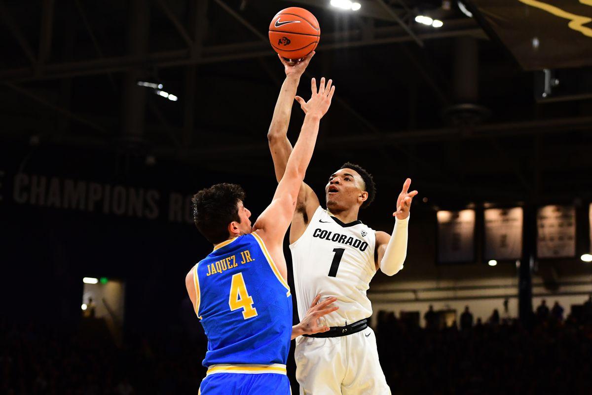 NCAA Basketball: UCLA at Colorado