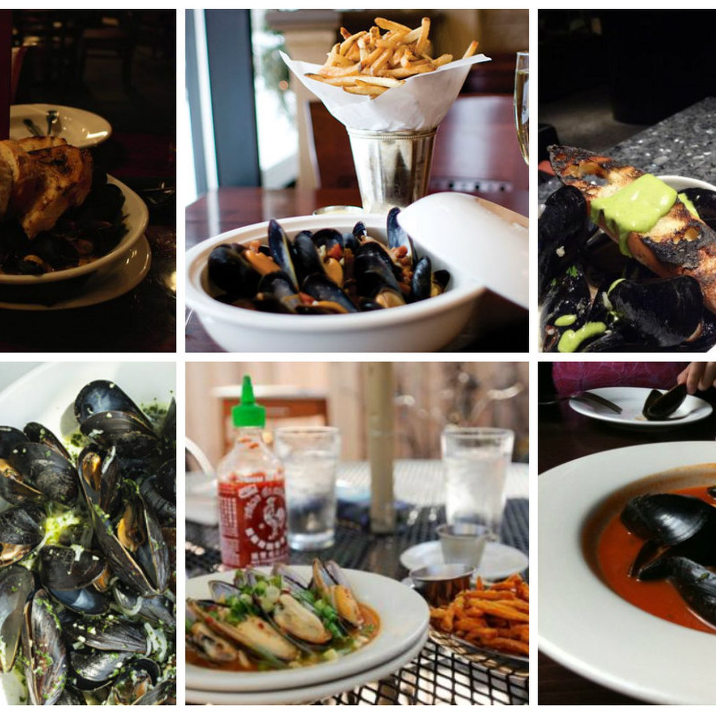 A Handy Guide To The Twin Cities Best Moules Frites Eater Twin