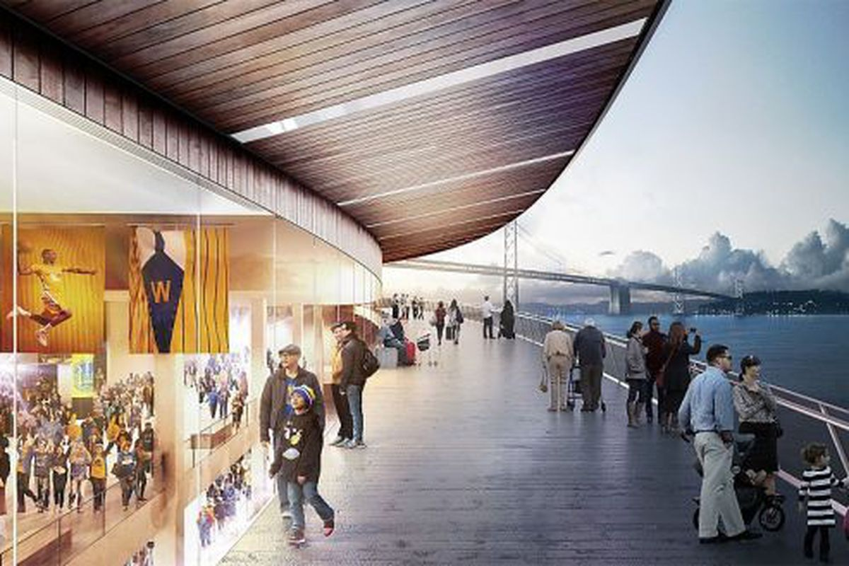 Pier 30-32, in 2017, potentially.