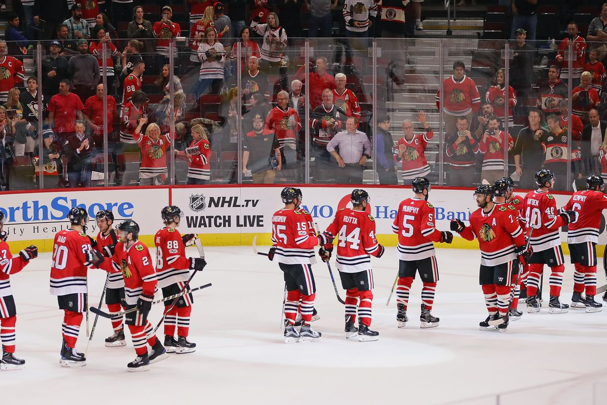 ea sports 'nhl 19' player ratings: chicago blackhawks full list