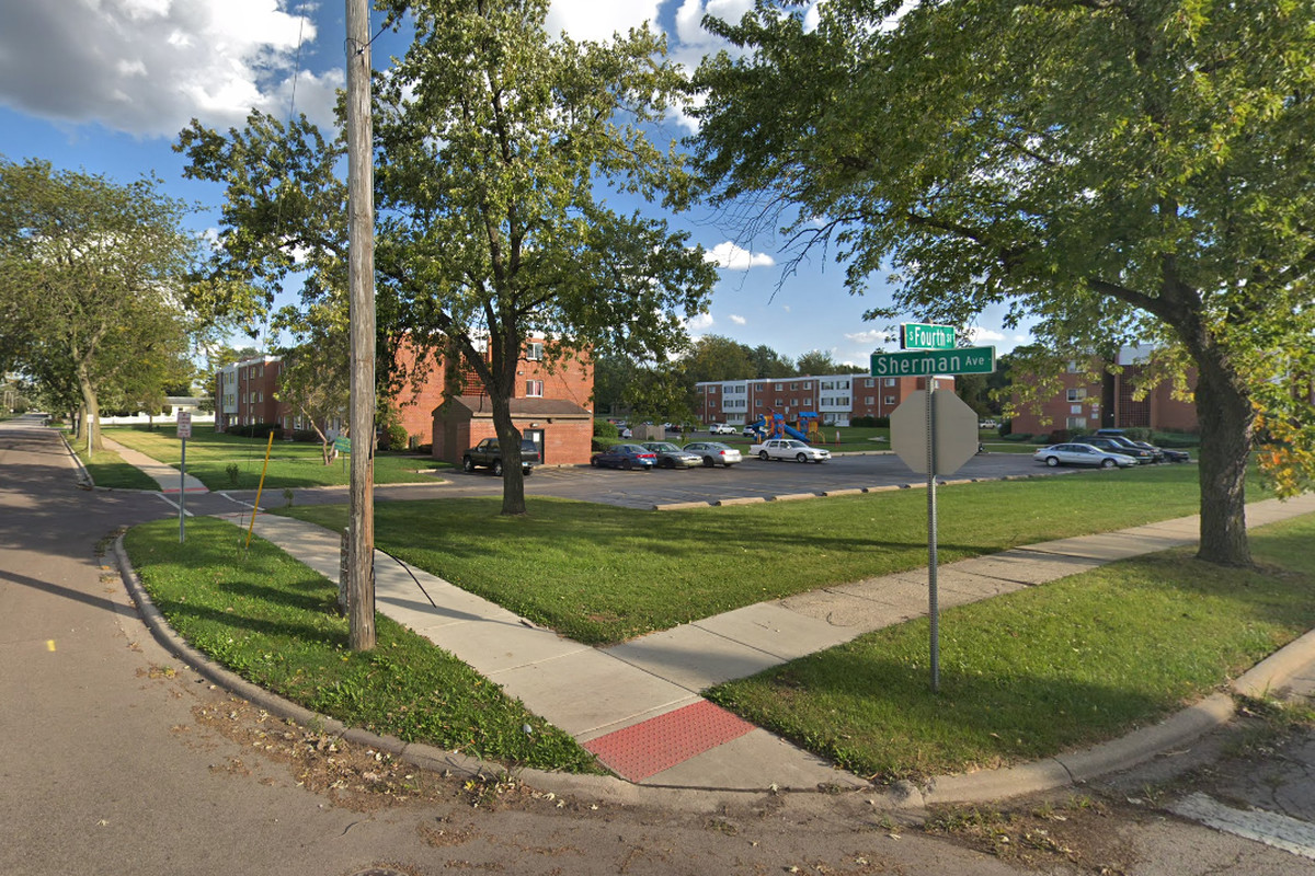 A man was shot to death Feb. 8, 2020, in an apartment in the 400 block of Sherman Avenue in Aurora.