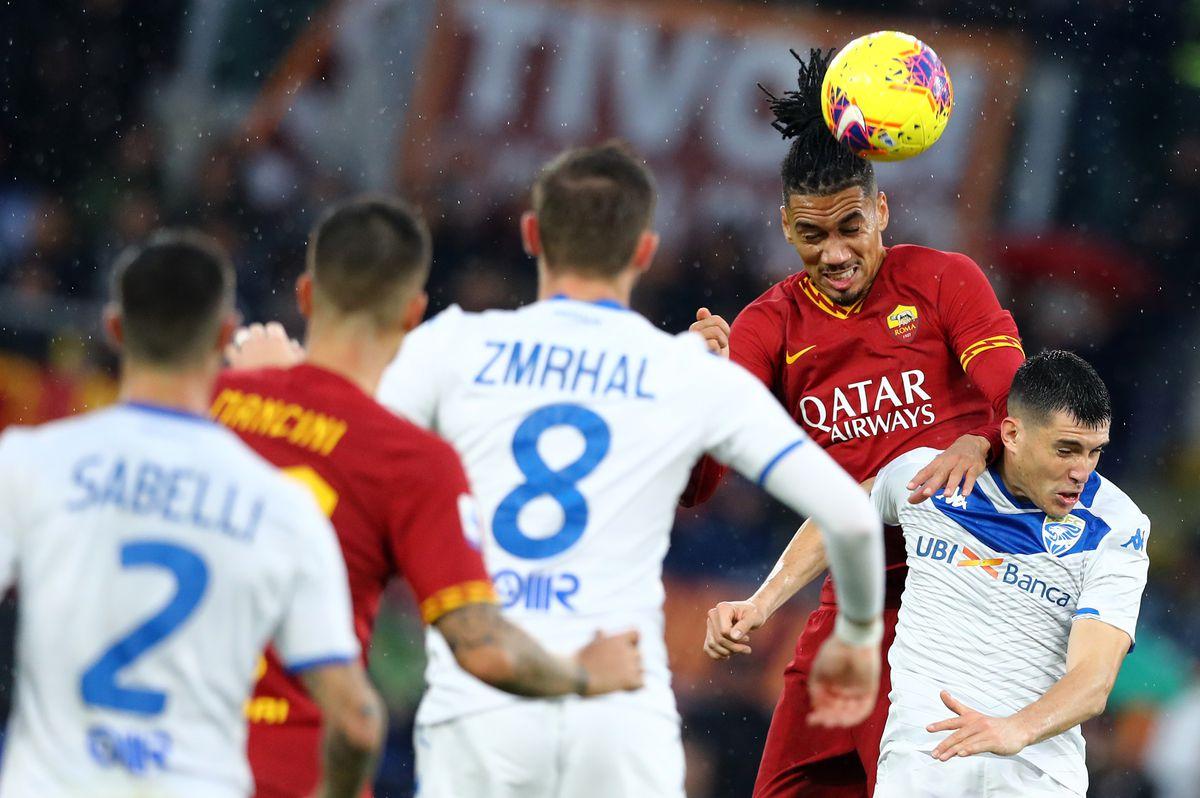 AS Roma v Brescia Fc - Serie A
