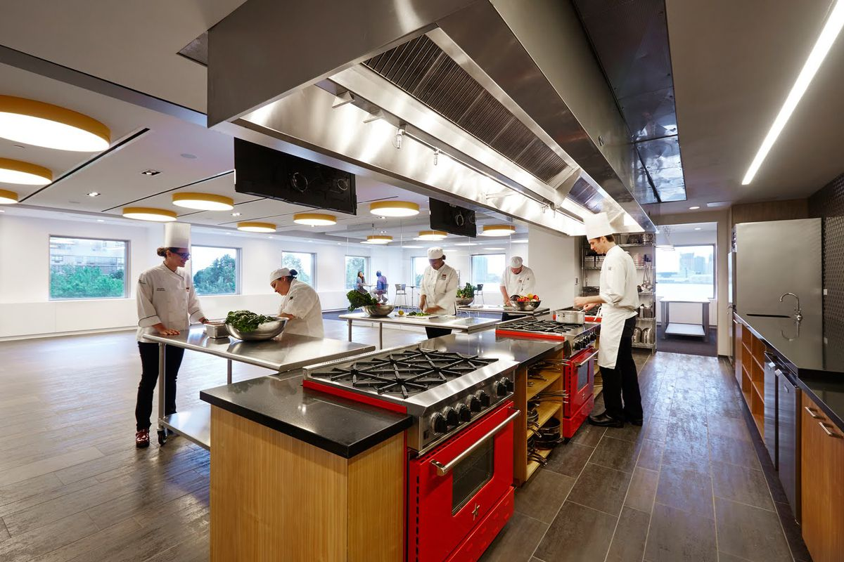 La S First New Accredited Culinary School In Years Will Open In