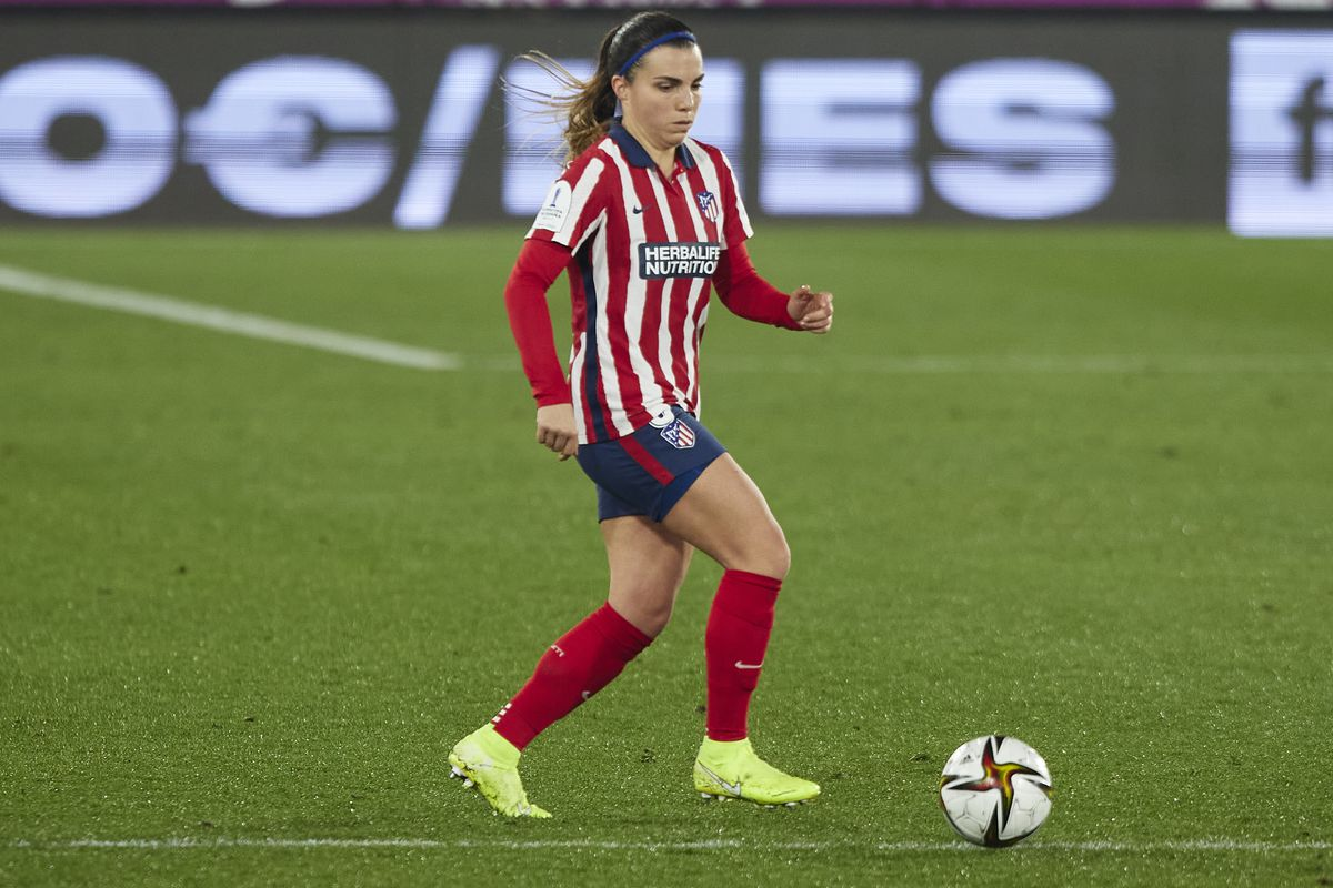Club Atletico de Madrid v FC Barcelona - Supercopa de Espana Femenina: Semi Final