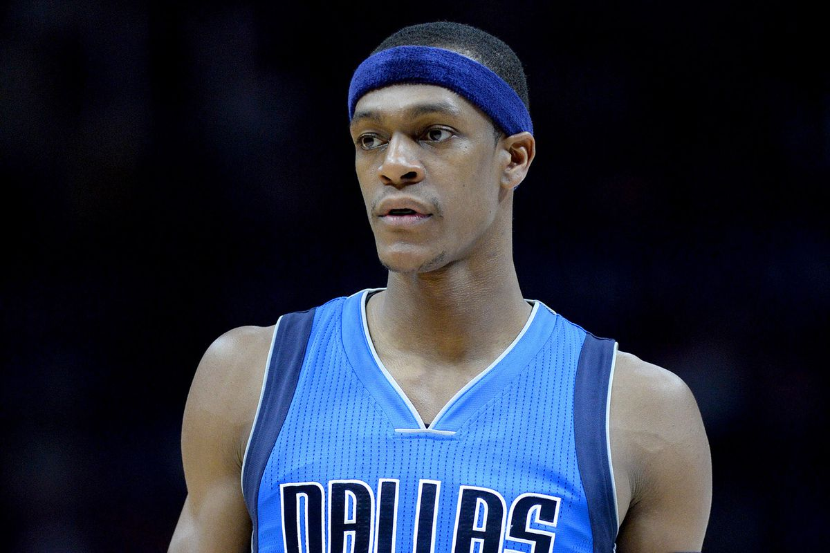 Rondo's not worried. Why are you?
