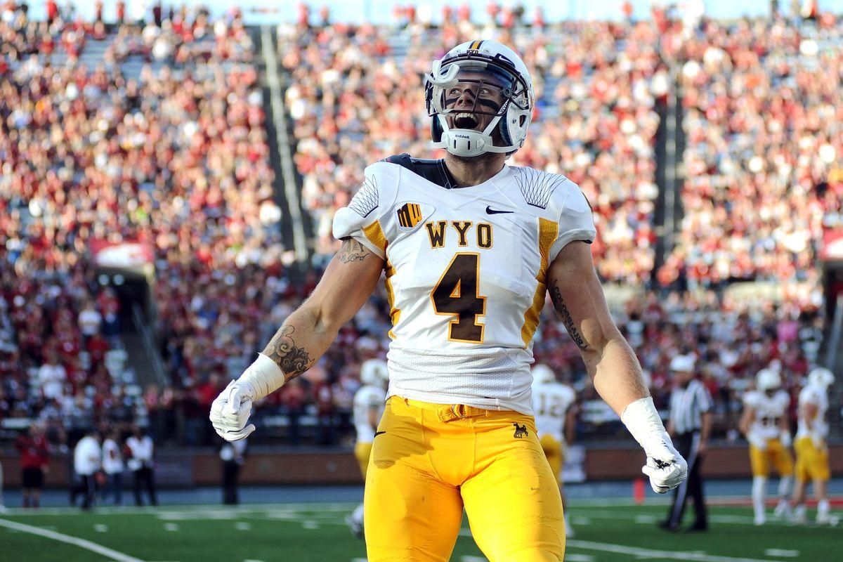 NCAA Football: Wyoming at Washington State