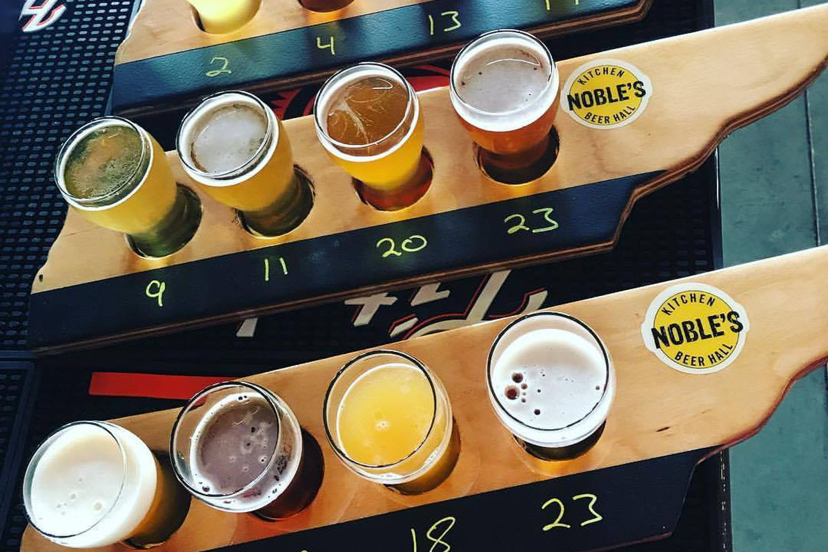 A meat and three combines with craft beers in east for Best craft beer in nashville