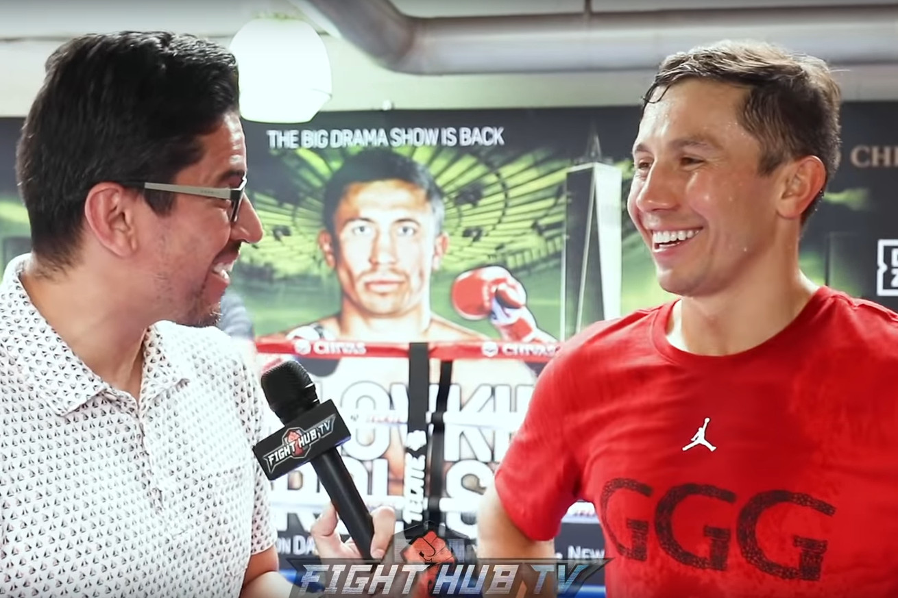 Screen Shot 2019 06 07 at 9.12.36 AM.0 - Golovkin feels 'like a cat, like a tiger' under new trainer
