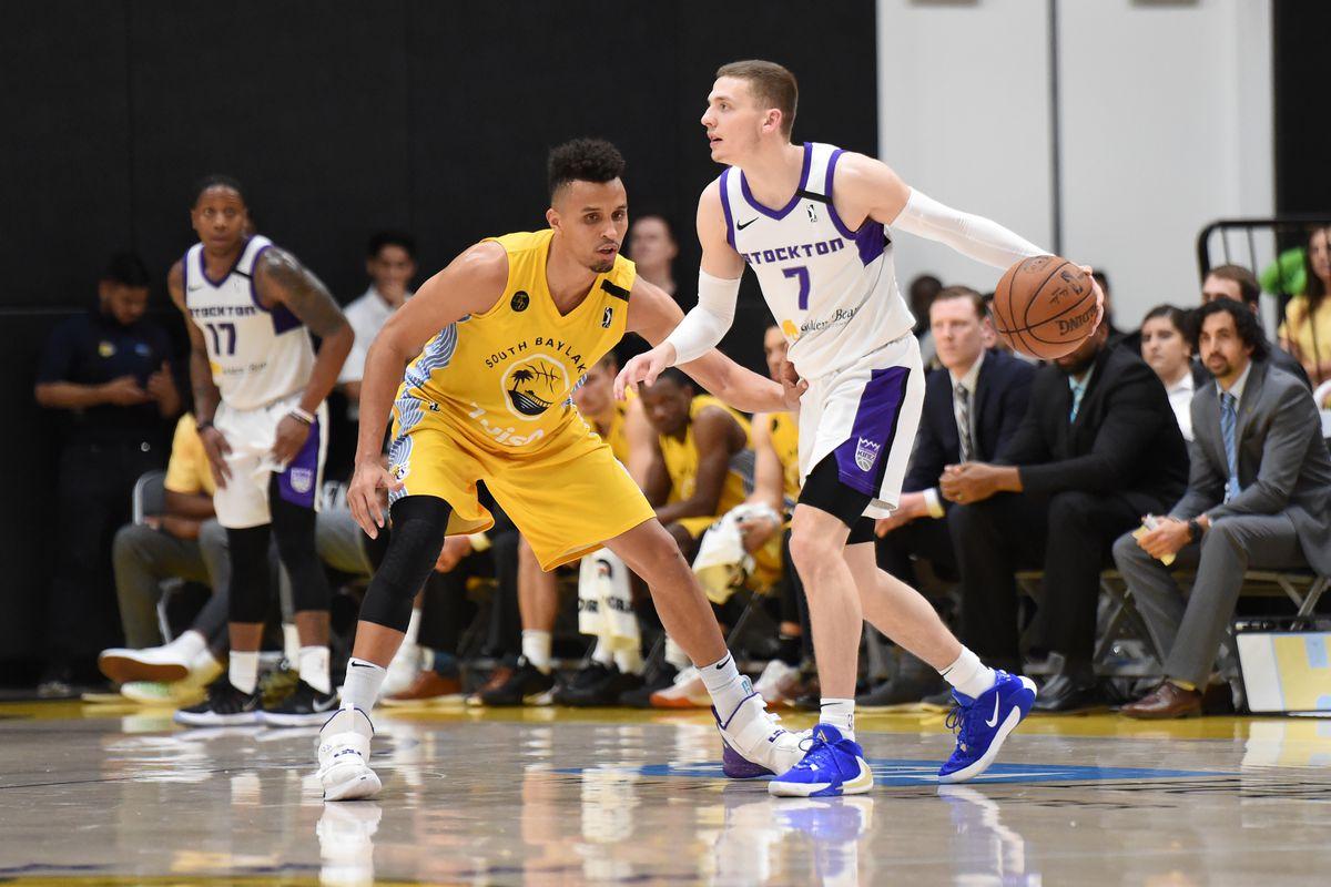 Stockton Kings v South Bay Lakers