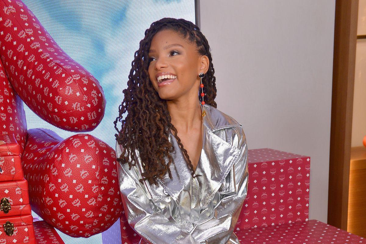 Disney S Live Action Little Mermaid Will Star Halle Bailey