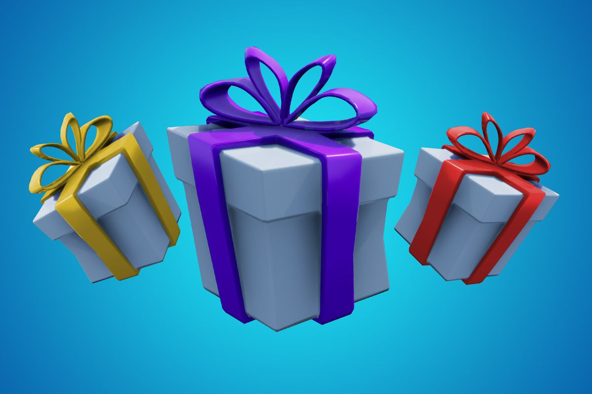 Fortnite Battle Royale is testing gifting skins and cosmetics - Polygon