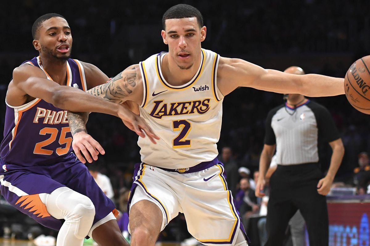 Lonzo Ball says his 'primary choice' was to stay with Lakers, despite reports he demanded deal to Suns amidst…