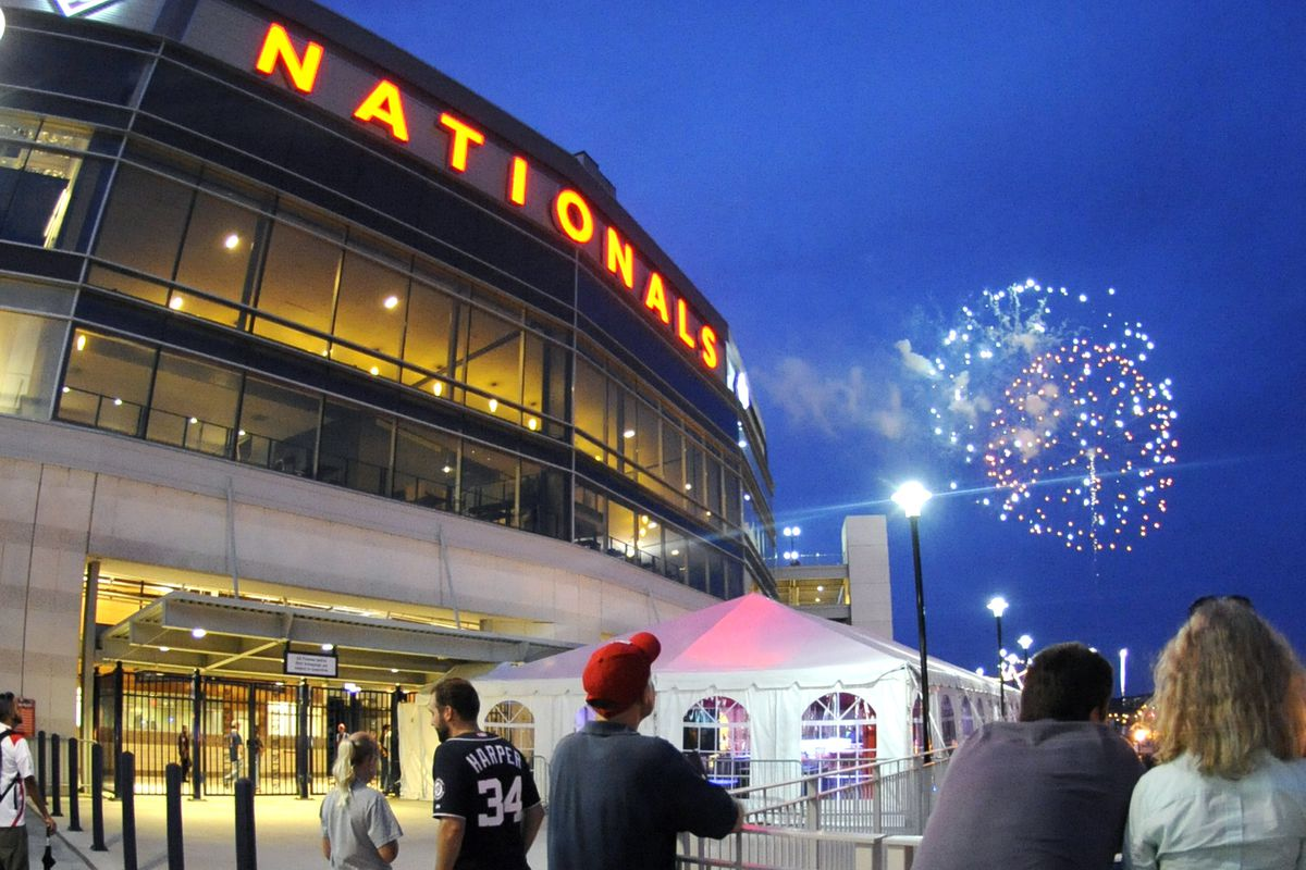 Milwaukee Brewers v Washington Nationals