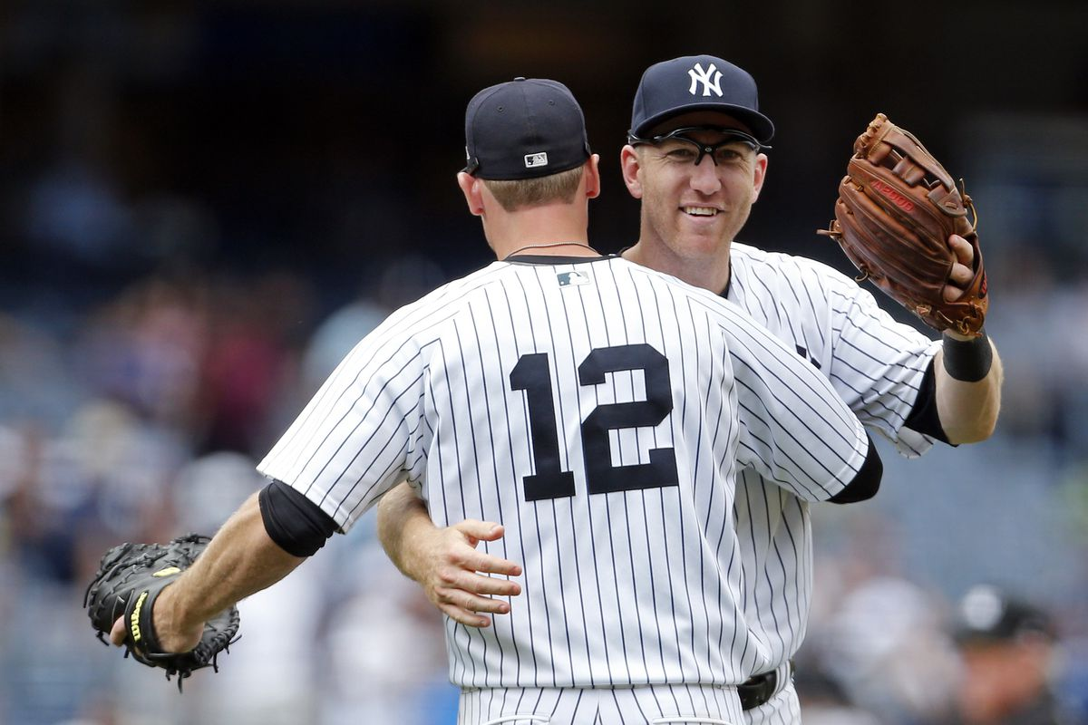 Why the Yankees aren't worried about third base