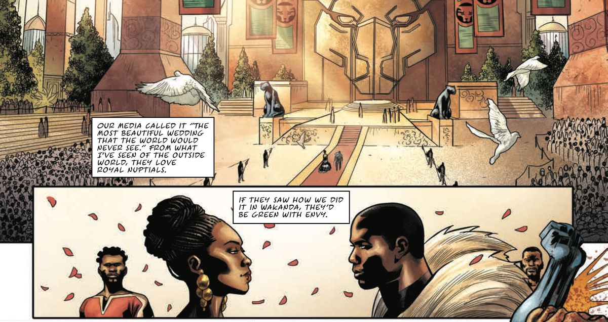 The best introduction to Black Panther — in just 30 pages