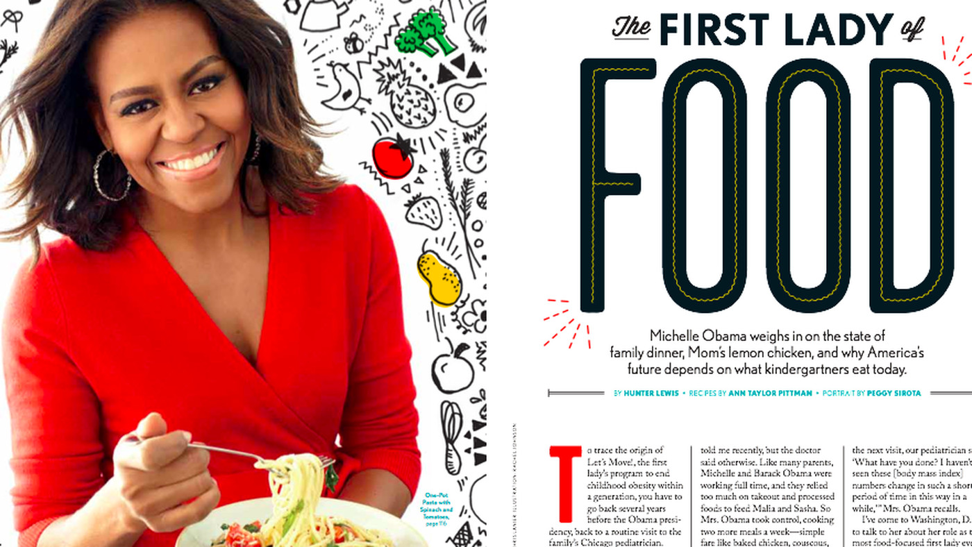 Michelle Obama and the White House's Legacy of Healthy