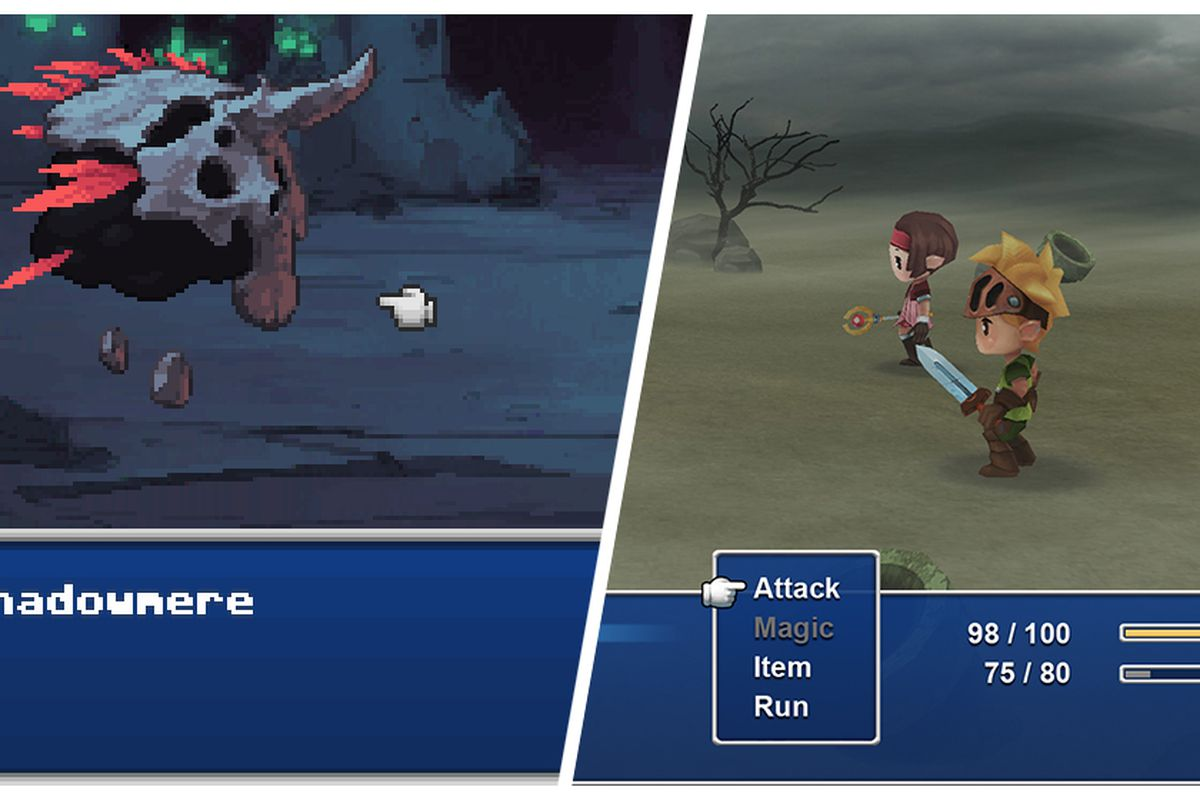 Gallery Photo: 'Evoland' screenshots and concept art