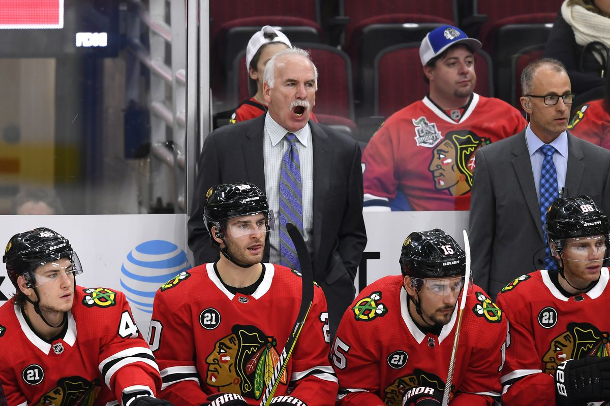 NHL: OCT 23 Ducks at Blackhawks