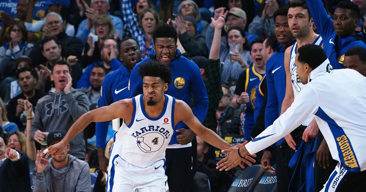 The Warriors should add Quinn Cook to the playoff roster