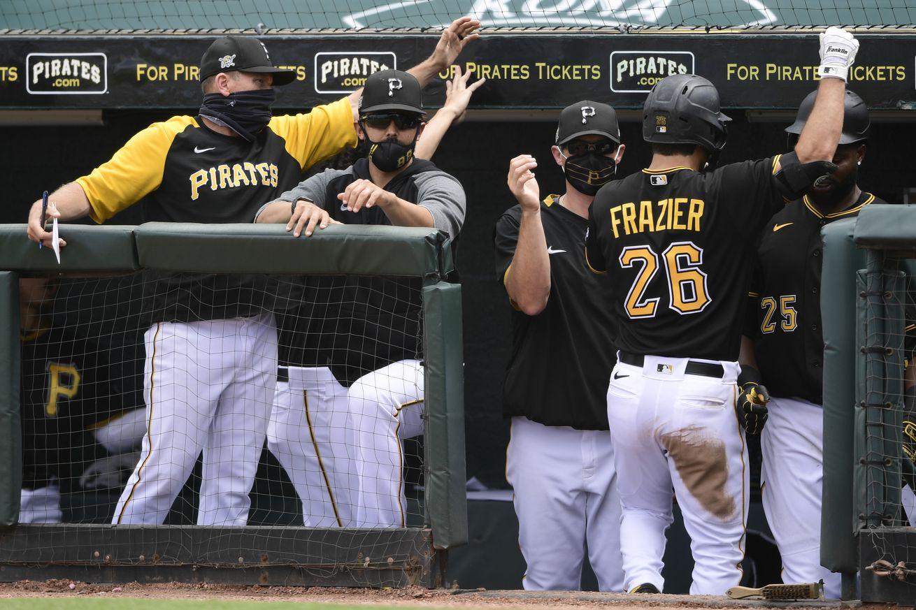 Minnesota Twins v Pittsburgh Pirates