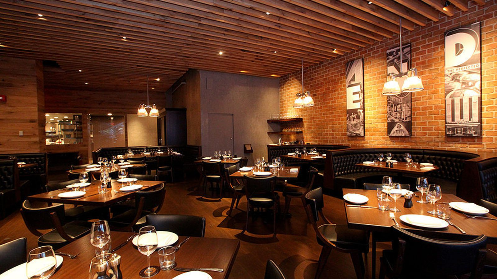 Enduro a new american restaurant from alan rosen eater ny for American cuisine restaurants