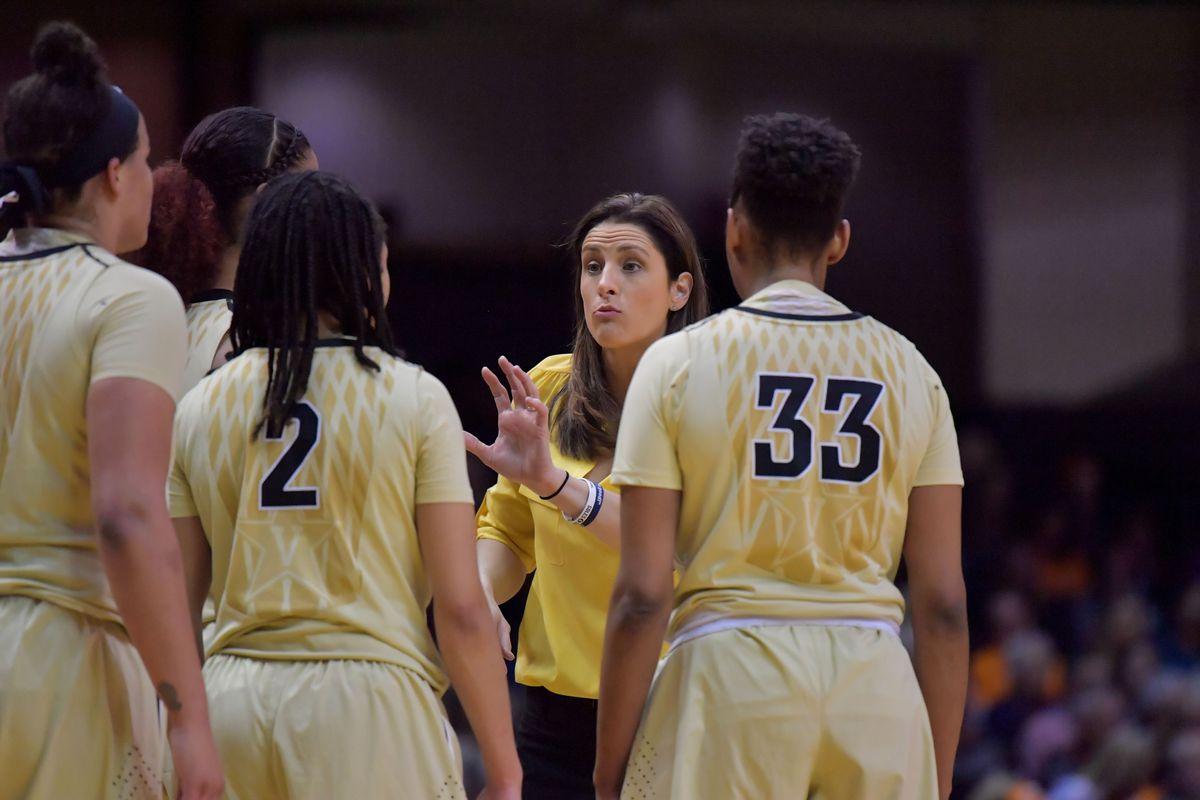 NCAA Womens Basketball: Tennessee at Vanderbilt