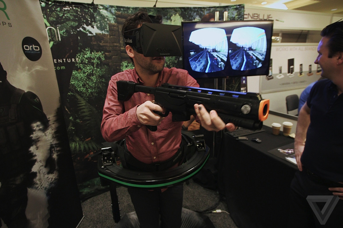 virtuix omni oculus ellis