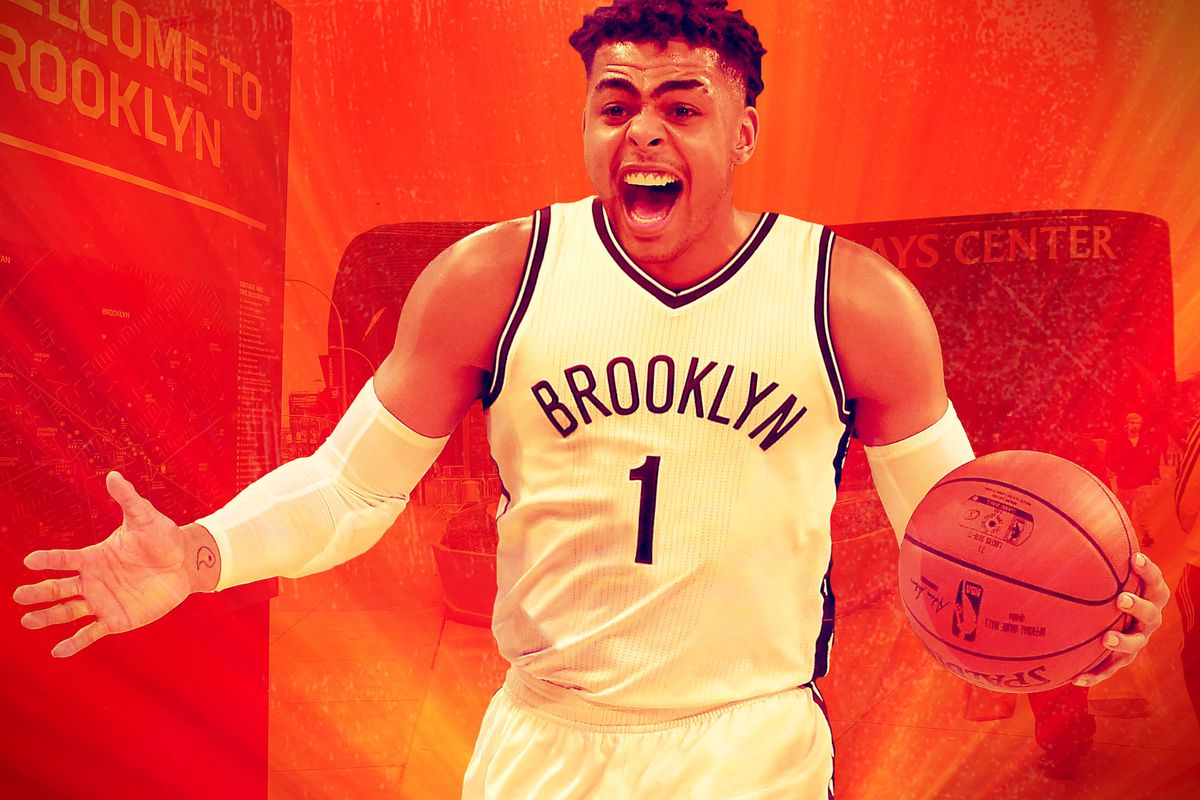 47af329d9 D Angelo Russell Is the Start of an Exciting New Era for the Nets ...