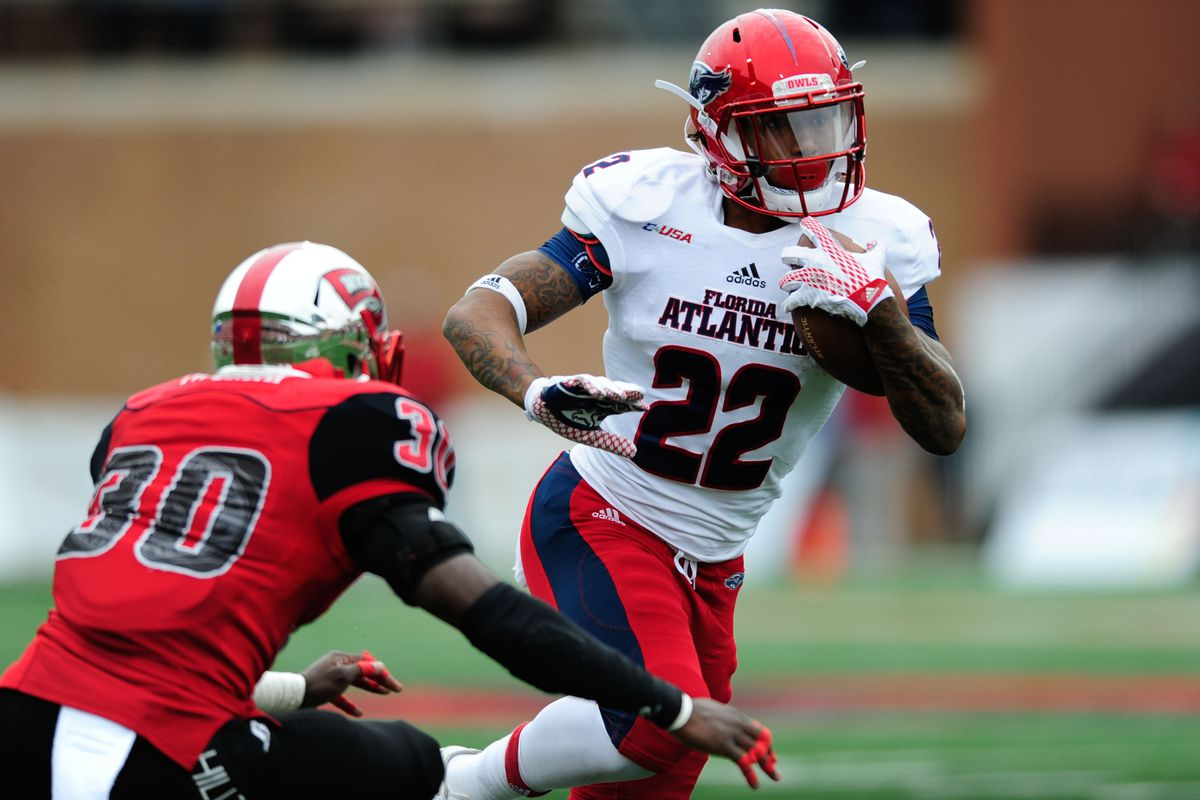 More off the field problems could force running back Trey Rodriguez to have to leave Florida Atlantic.