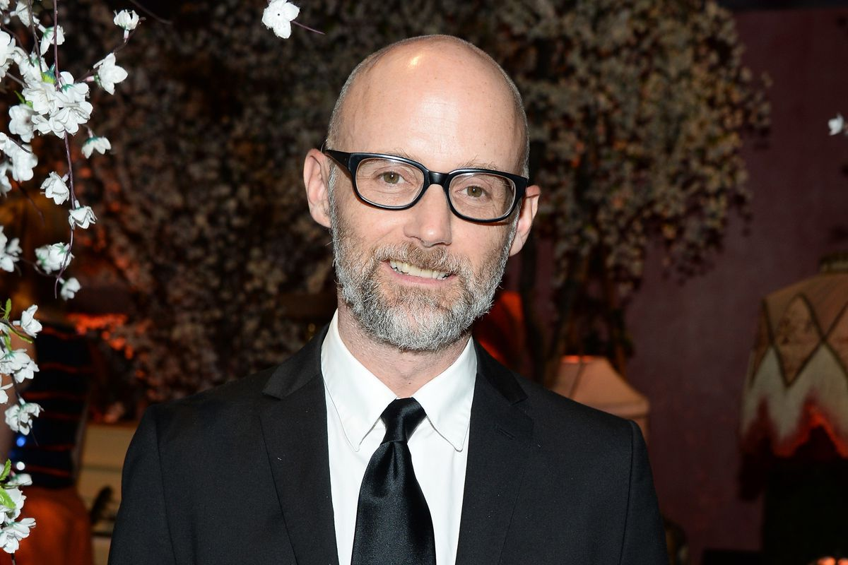 Moby has a new book, Porcelain, that recounts his time living in low-rent New York.