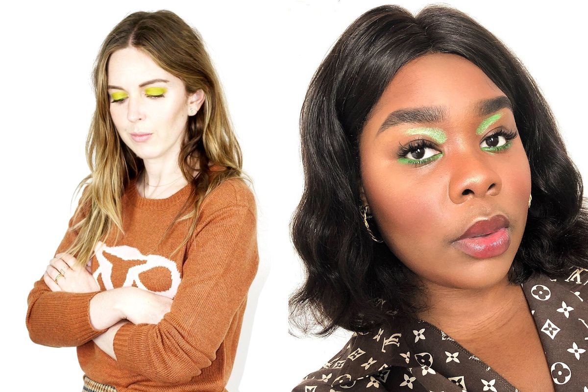 Colorful Makeup Like Sephora S Fresh Limeade Eye Pencil Takes Over