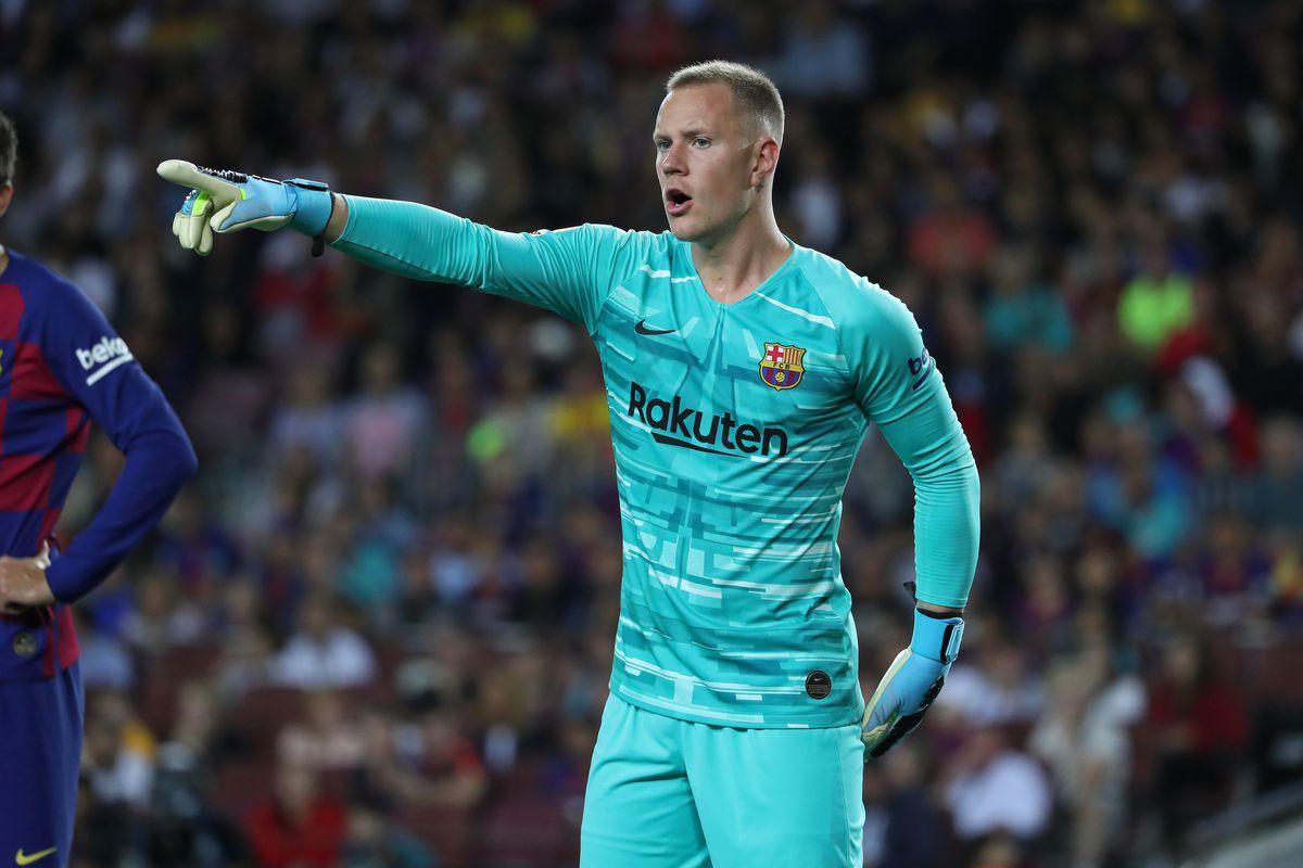 Marc-Andre ter Stegen still proving he's one of Barcelona's best buys