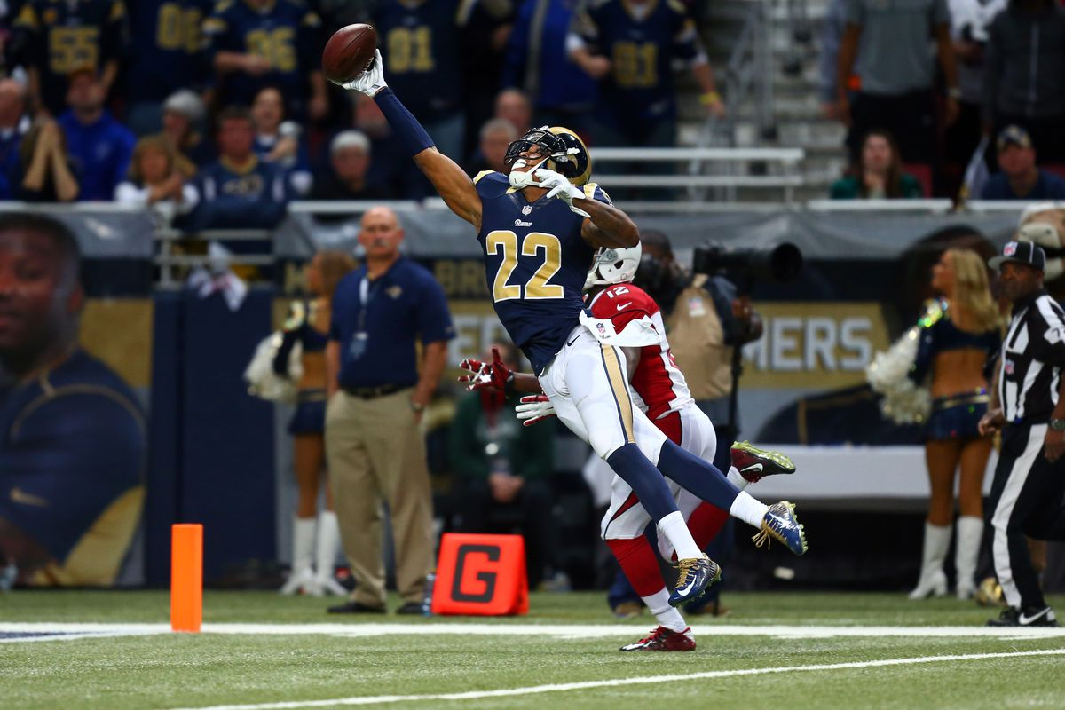 Rams will place the franchise tag on Trumaine Johnson SBNation