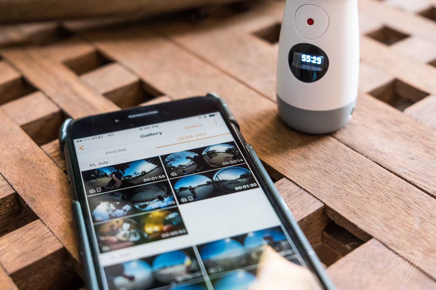 Samsung Gear 360 (2017) review - The Verge