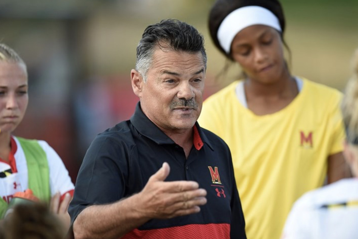 After reaching career win 300, Maryland women's soccer coach Ray Leone has his eyes set on the future
