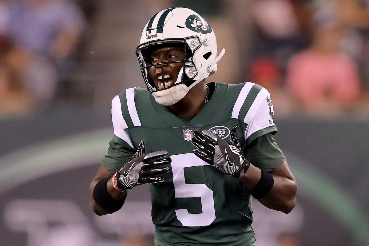 the best attitude d2092 2d3ea Good Luck, Teddy Bridgewater - Gang Green Nation