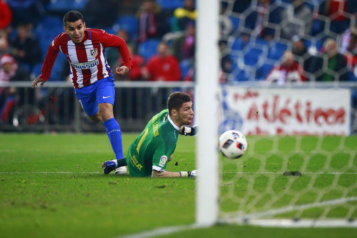 Club Atletico de Madrid v Las Palmas - Copa del Rey: Round of 16 Second Leg