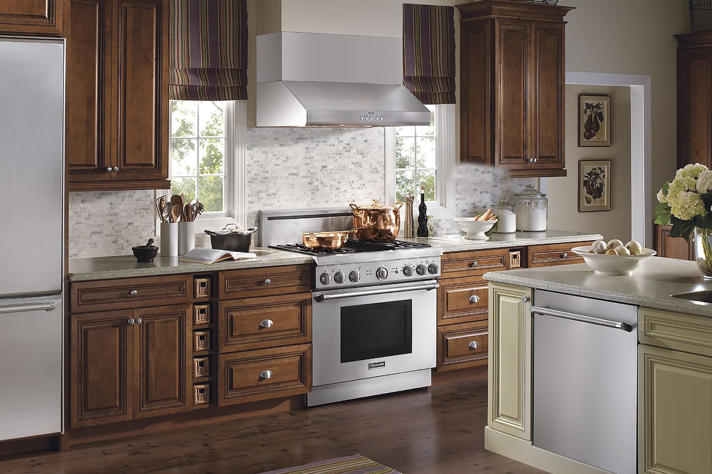 All About Pro Style Kitchen Stoves This Old House