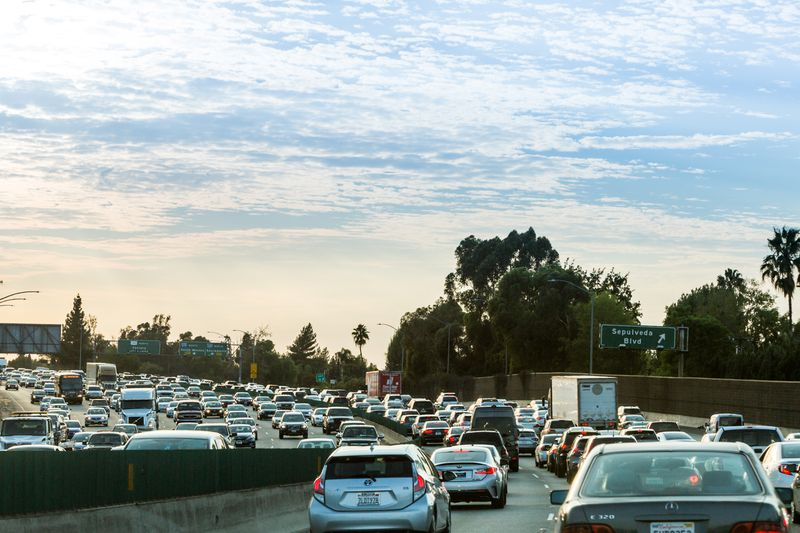 """<span data-author=""""2552"""">A report by the California Air Resources Board shows that the only way for the state to achieve its climate goals is for Californians to shift a substantial number of trips from cars to other modes like walking, biking, or public"""