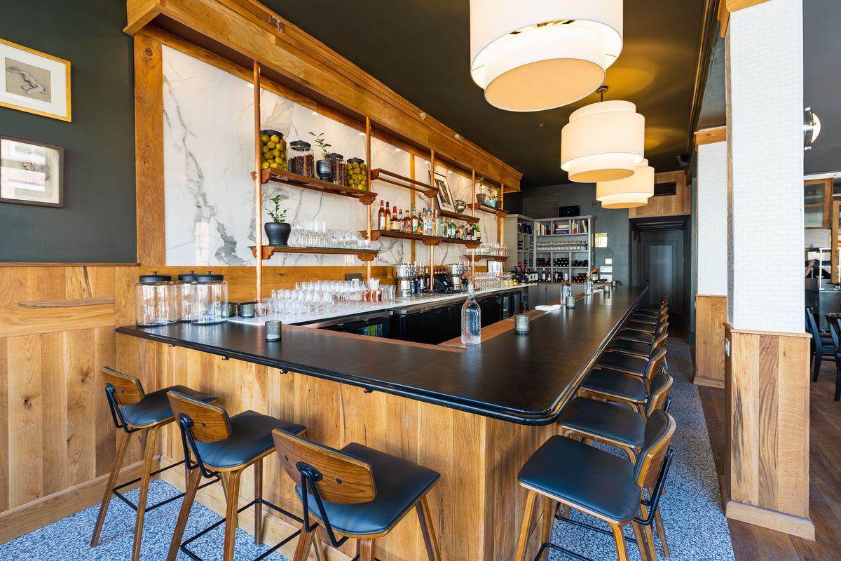 Bar at Laurel