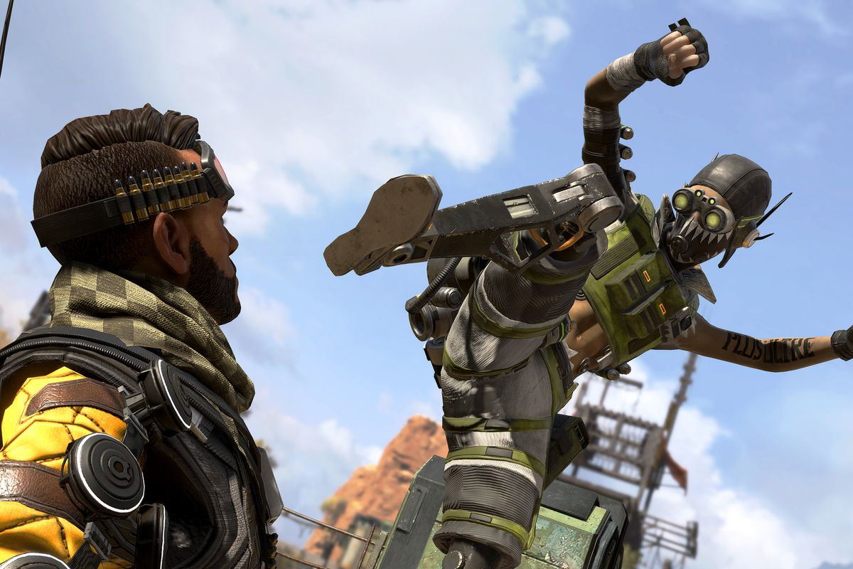 Apex Legends makers probe ways to detect keyboard-mouse