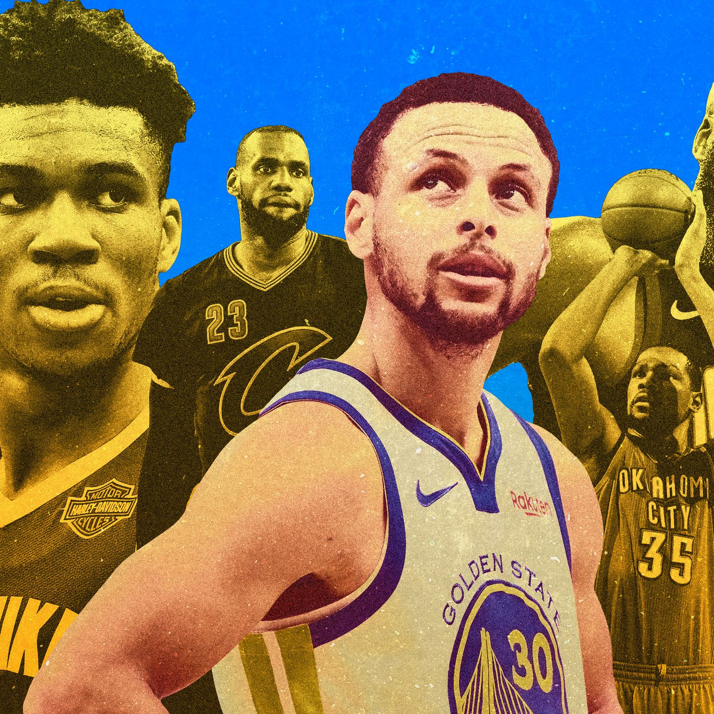 8af03a122b79 NBA Playoffs  The Best Challengers of the Warriors  Dynasty - The Ringer