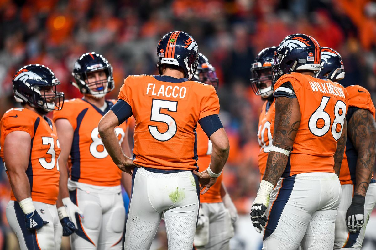 Broncos' 3rd & long: Offense drops the ball, literally and figuratively