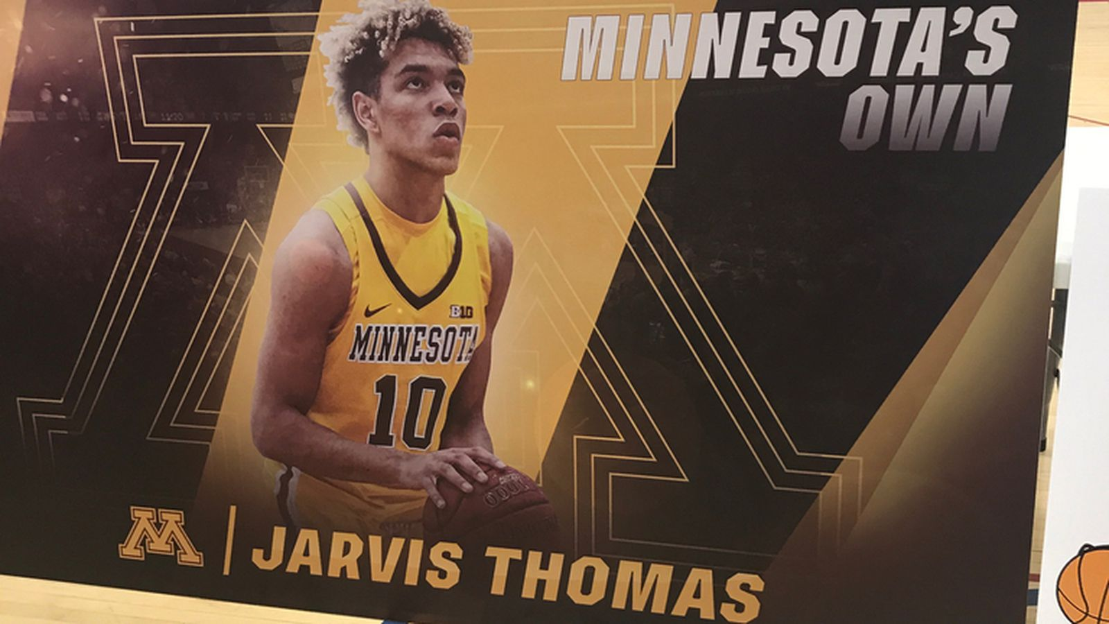 Jarvis Thomas releases cool and classy commitment video - The Daily Gopher