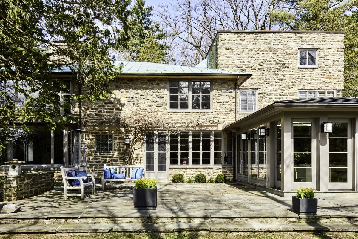 international style home in west mt airy asks 2 195m curbed philly