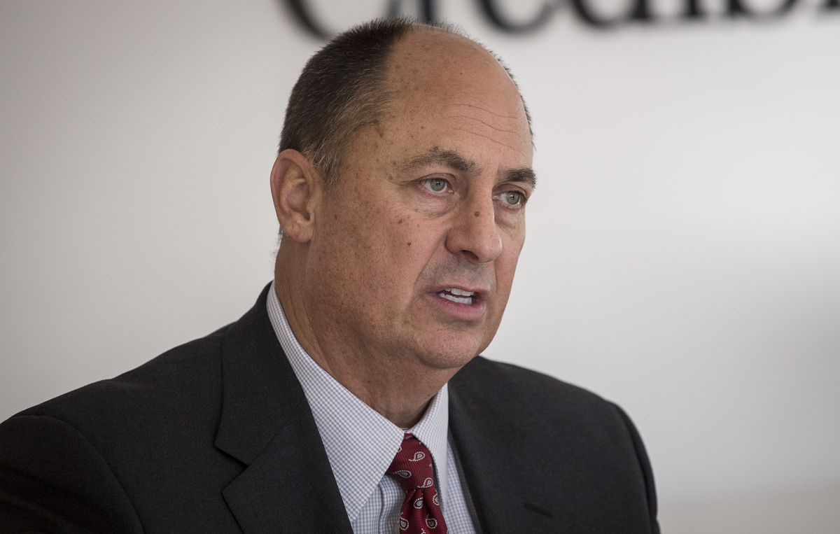Jim Skogsbergh, CEO of Advocate Aurora Health, will take a temporary pay cut during the pandemic.