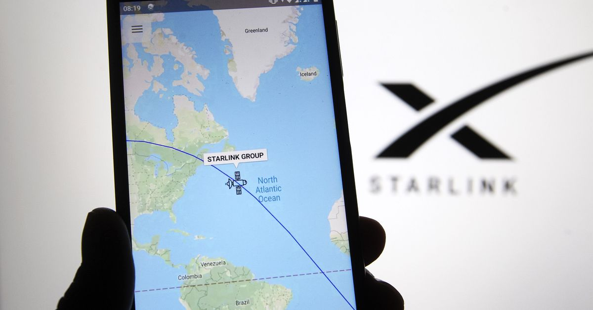 """The team behind SpaceX's growing satellite internet network Starlink is in talks with """"several"""" airlines to beam internet to their airplanes, th"""