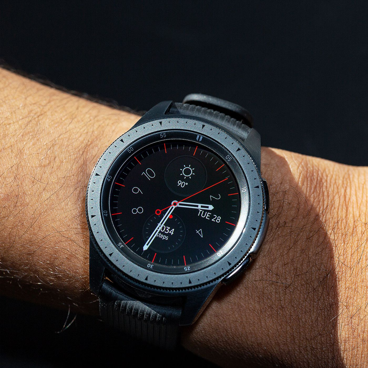 Samsung's Galaxy Watch 3 leaks again - The Verge